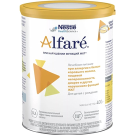 Alfare (Nestlé Health Science) Alfare (с рождения) 400 г